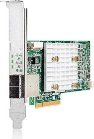 HPE Smart Array E208e-p SR Gen10 SAS 12Gb/s, 4-port external, PCIe 3.0 x8 (804398-B21)
