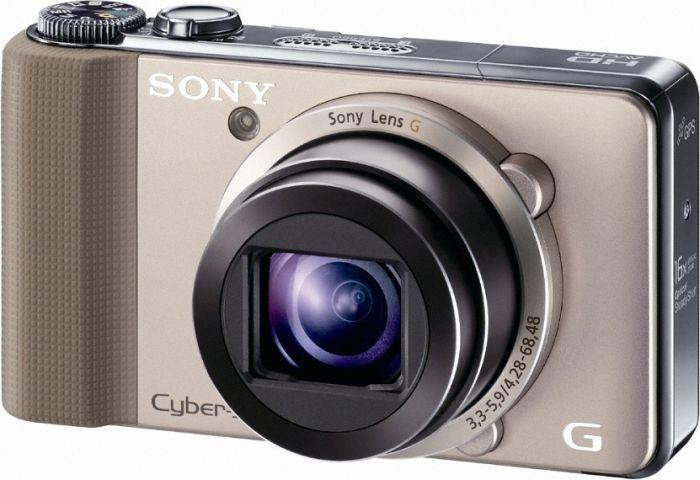Sony Cyber-shot DSC-HX9V gold