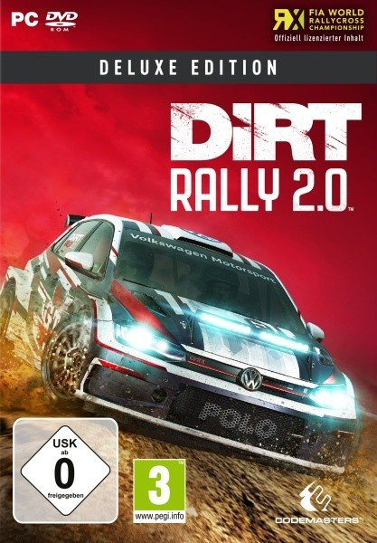 DiRT Rally 2.0 - Deluxe Edition (Download) (PC)