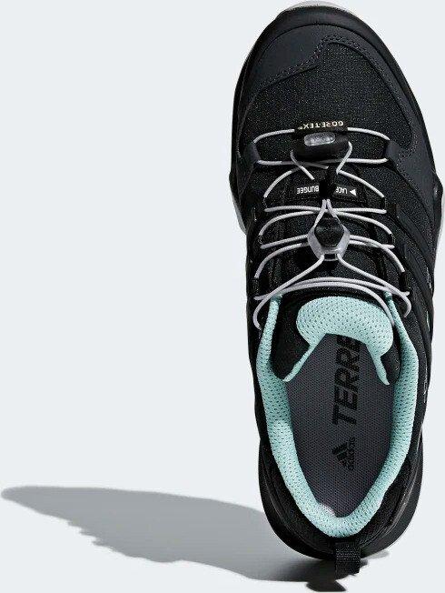 adidas Terrex Swift R2 GTX core blackcore blackash green (Damen) (CM7503) ab € 65,50