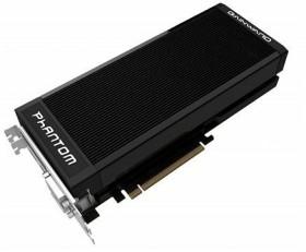 Gainward GeForce GTX 660 Ti Phantom, 2GB GDDR5, 2x DVI, HDMI, DP (2753)