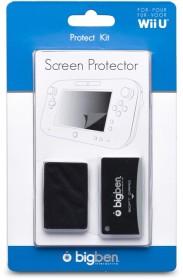 BigBen GamePad Screen Protection Kit (WiiU)