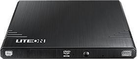 LiteOn eBAU108 schwarz, USB 2.0 (eBAU108-11)