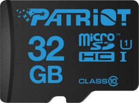 Patriot Instamobile R90 microSDHC 32GB Kit, UHS-I U1, Class 10 (PIF32GMCSHC10)