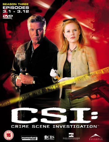 CSI Season 3.1 (UK) -- via Amazon Partnerprogramm