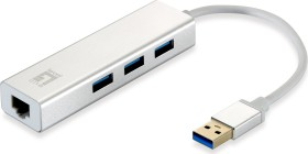 Level One USB-0503, RJ-45, USB 3.0 [Stecker]