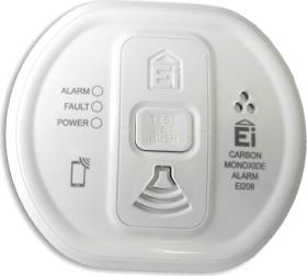 Popp Z-Wave 10 Jahres carbon monoxide warning device (POPE004407)