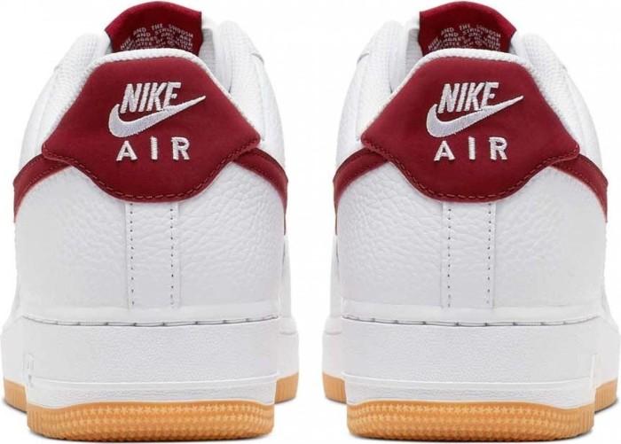 Nike Air Force 1 whiteblue voidgum medium brownteam red (Herren) (CI0057 101) ab ? 75,39