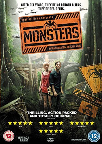 Monsters (2010) (UK) -- via Amazon Partnerprogramm