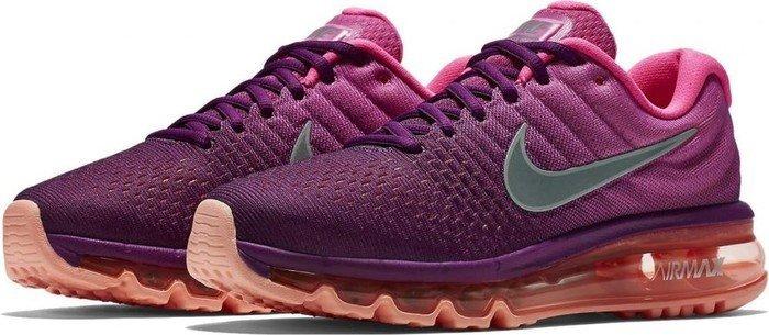 90db4f28c2d2 Nike Air Max 2017 bright grape pink blast peach cream white (ladies)  (849560-502) starting from £ 109.99 (2019)