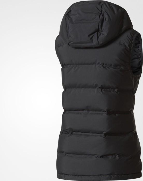 adidas Helionic Down Hoody Weste schwarz (Damen) (BQ1943) ab € 77,94