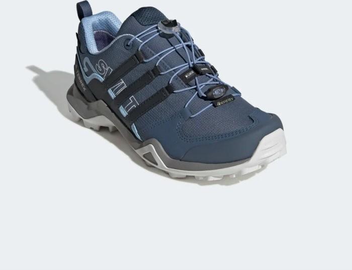 adidas Terrex Swift R2 GTX tech inkcarbonglow blue (Damen) (G26556) ab € 91,90