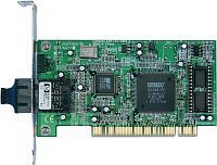 Longshine LCS-8038-ST, 1x 100Base-FX, PCI