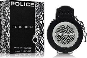 Police Forbidden Eau De Toilette, 50ml