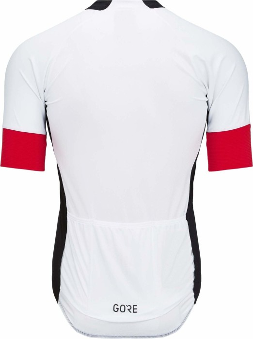 31174666e Gore Bike Wear C7 CC Trikot kurzarm schwarz rot (Herren) (100183-9935)