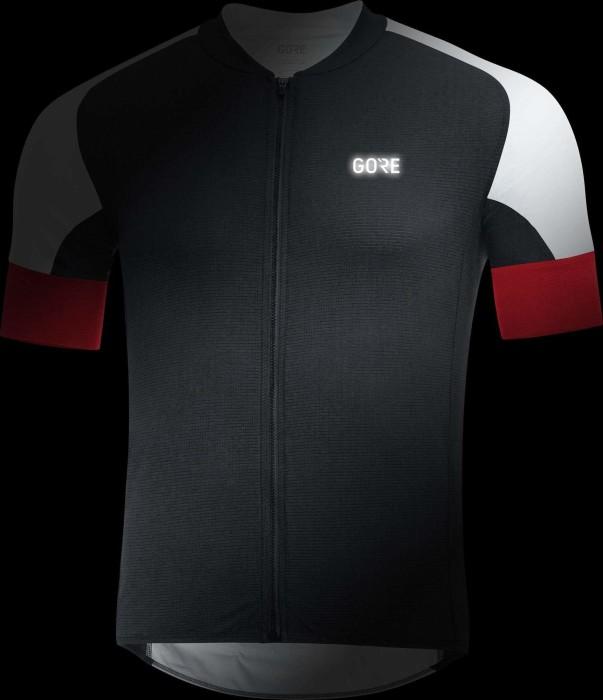 f5369578f Gore Bike Wear C7 CC Trikot kurzarm schwarz rot ab € 88