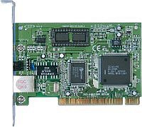 Longshine LCS-8038TXD, 1x 100Base-TX, PCI