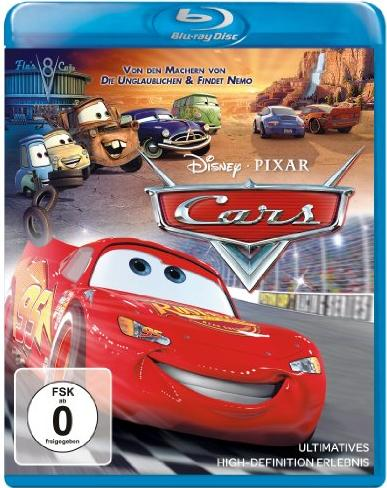 Cars (Blu-ray) -- via Amazon Partnerprogramm