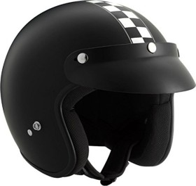 Visier get/önt f/ür Jet Helm Rocc Classic