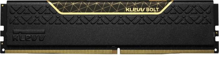 Klevv Bolt DIMM 8GB, DDR4-3000, CL15-16-16-36 (KM4B8GX1A-3000-15-16-16-36-0)