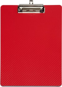 Maul Klemmbrett MAULflexx A4, Kunststoff, rot (2361025)