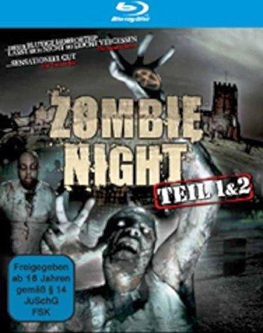 Zombie Night/Zombie Night 2 (Blu-ray) -- via Amazon Partnerprogramm