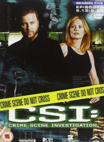 CSI Season 5.2 (UK)