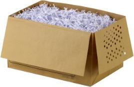 Rexel waste bag 26l, 20 pieces (2102577)