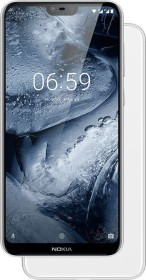 Nokia 6.1 Plus Dual-SIM weiß