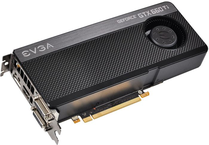 EVGA GeForce GTX 660 Ti Superclocked+, 3GB GDDR5, 2x DVI, HDMI, DisplayPort (03G-P4-3663)