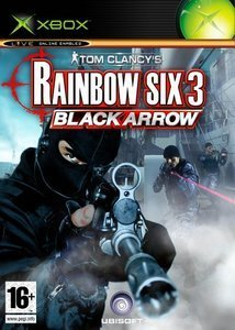 Rainbow Six: Black Arrow (German) (Xbox)