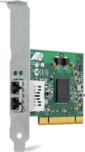 Allied Telesis AT-2916SX/SC, 1x 1000Base-SX, 64bit PCI 66MHz