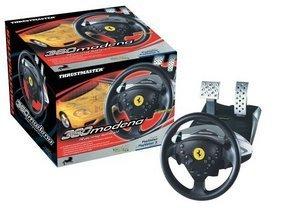 Thrustmaster 360 Modena Wireless Wheel (PS2) (416027)