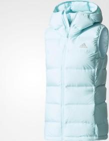 adidas Helionic Down Hoody Weste clear aqua (Damen) (BQ1940) ab € 86,64