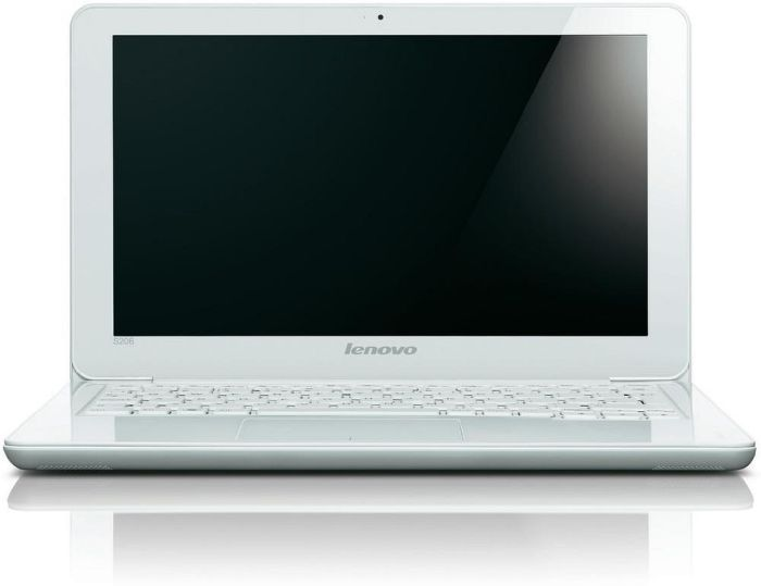 Lenovo IdeaPad S206, E2-1800, 4GB RAM, 320GB, Windows 7 Home Premium, white, UK (M894HUK)