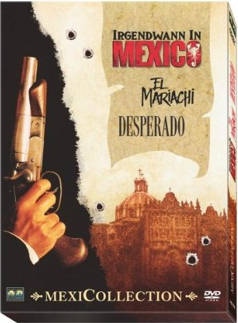 MexiCollection (Desperado/El Mariachi/Irgendwann in Mexico) -- via Amazon Partnerprogramm