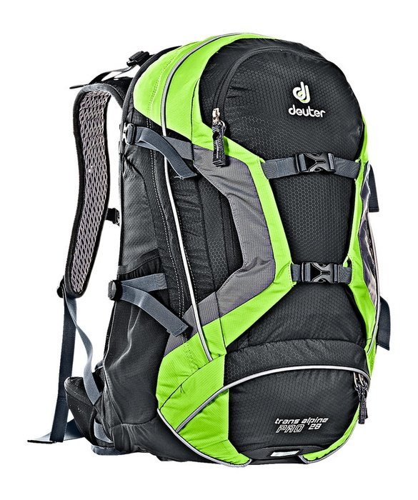 Deuter Trans Alpine Pro 28 blackkiwi Outdoor Sport