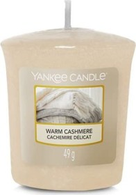 Yankee Candle Warm Cashmere Duftkerze, 49g