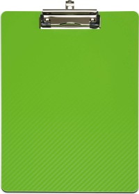 Maul Klemmbrett MAULflexx A4, Kunststoff, grün (2361054)