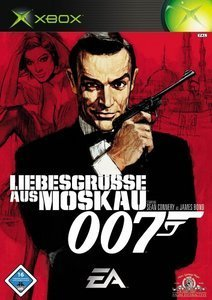 James Bond - From Russia With Love (English) (Xbox)