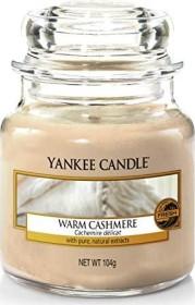 Yankee Candle Warm Cashmere Duftkerze, 104g