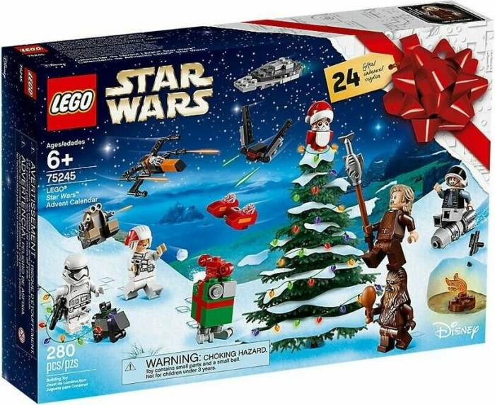 LEGO Star Wars - Adventskalender 2019 (75245)