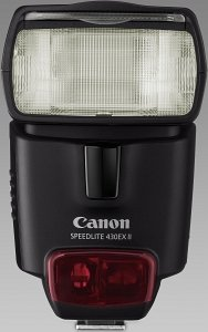 Canon Speedlite 430EX II flash (2805B003)