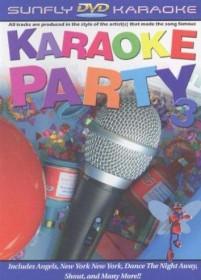 Karaoke Party 3 (DVD)