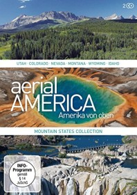 Aerial America - Amerika von Oben - Mountain States Collection