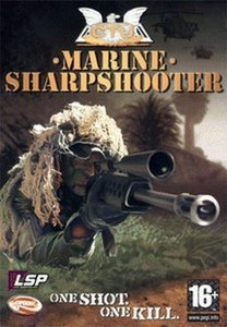 Marine Sharpshooter (German) (PC)