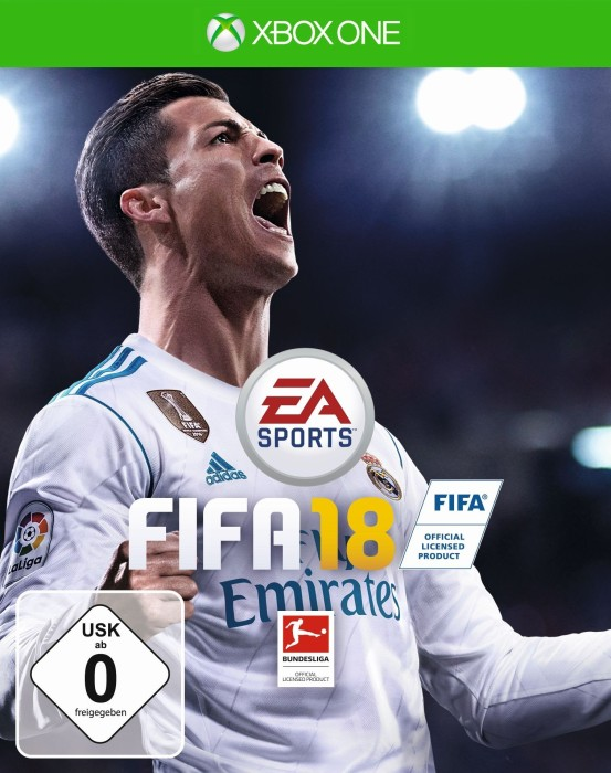 EA Sports FIFA Football 18 (Xbox One)