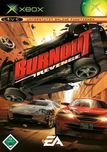 Burnout 4 - Revenge (English) (Xbox)