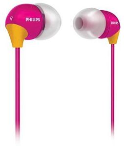 Philips SHE3583 pink/yellow