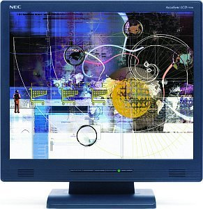 """NEC AccuSync LCD71VM, 17"""", 1280x1024, VGA, Audio"""